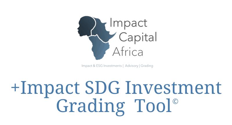 Impact SDG Investment Grading Tool